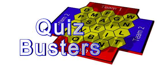 Free interactive plenary quizzes based on the TV quiz 'Blockbusters' from teachers-direct